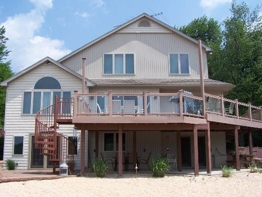 Main Russo 2 - LAKE FRONT Vacation Rental in Albrightsville -2 - Albrightsville - rentals