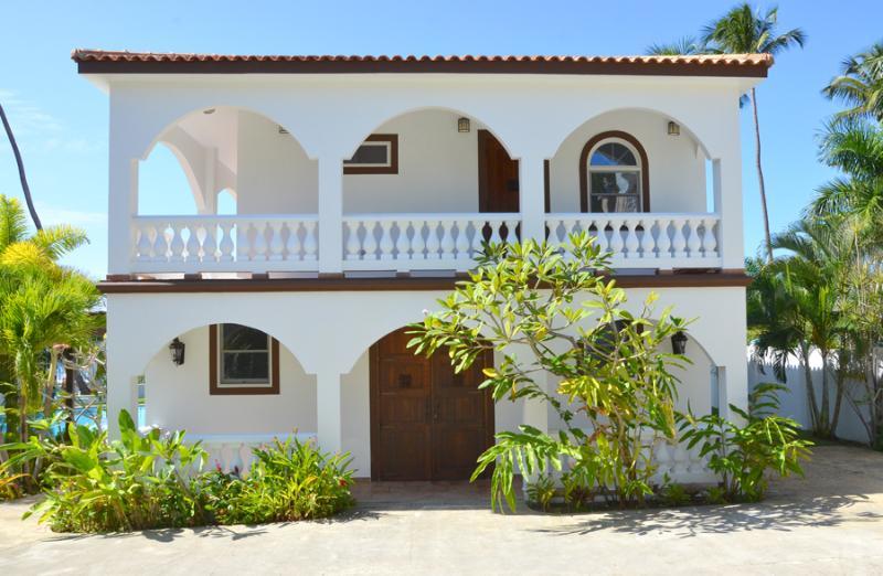 Villa Playa Maria - Tropical Beachfront Paradise - Image 1 - Rincon - rentals