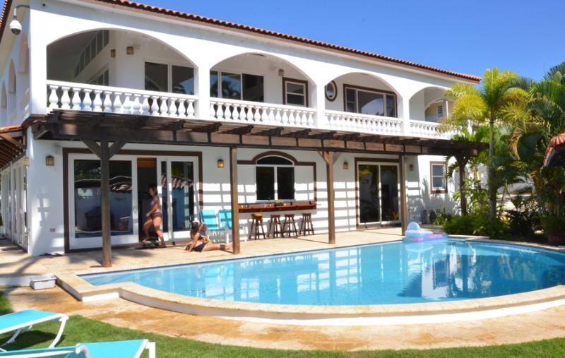 Villa Playa Maria - Villa Playa Maria - Tropical Beachfront Paradise - Rincon - rentals