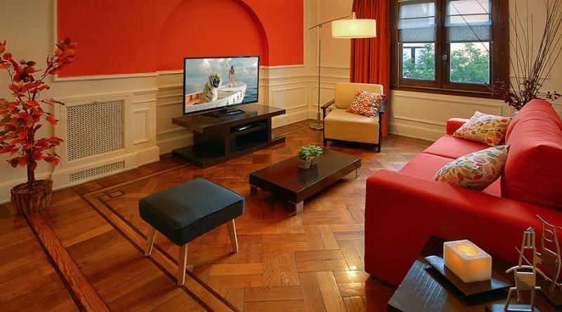 Amazing Recoleta location Huge 3 bedroom!! AL2 - Image 1 - Buenos Aires - rentals