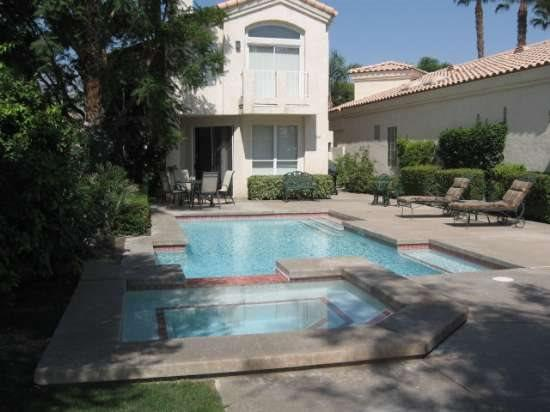 THREE BEDROOM VILLA WITH PRIVATE POOL & SPA ON SOUTH LAGUNA - VPS3PIL - Image 1 - Palm Springs - rentals
