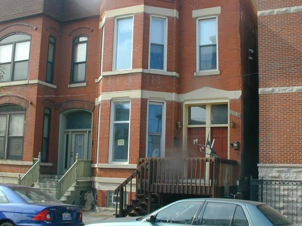 FURNISHED. 3 Bedroom, 3 bathroom duplex down - Image 1 - Chicago - rentals
