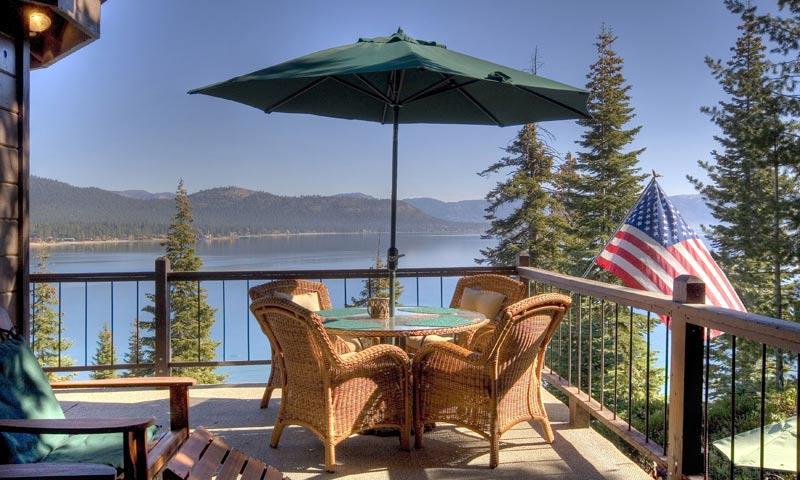 Gardner Lake View Rental Home - Image 1 - Tahoe City - rentals