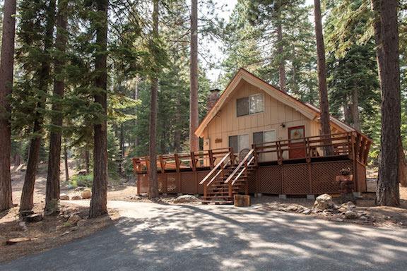 Iravani Dog Friendly Cabin - Image 1 - Lake Tahoe - rentals