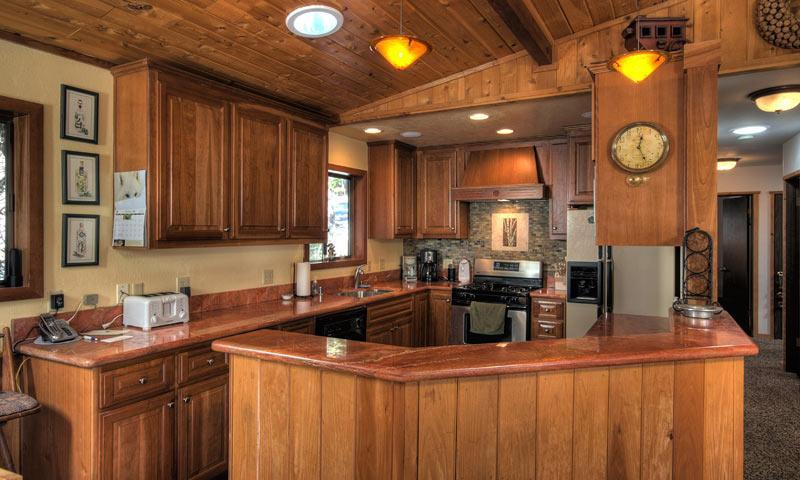 Norcal 5 Bedroom Rental Home - Image 1 - Tahoe City - rentals