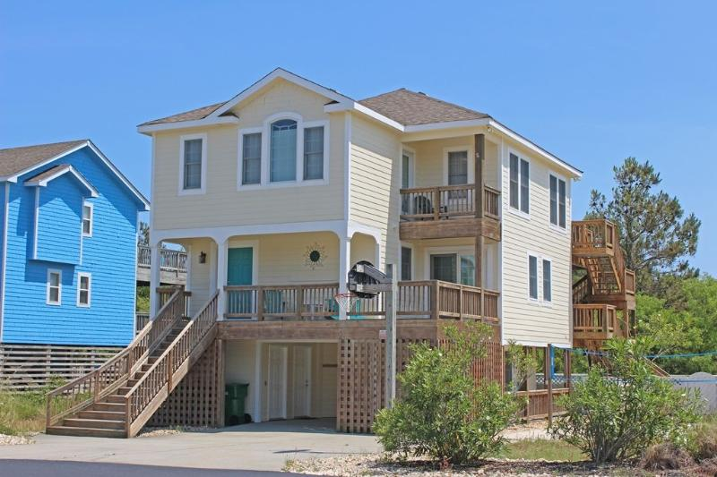 Front Elevation - Gone Coastal - Corolla - rentals