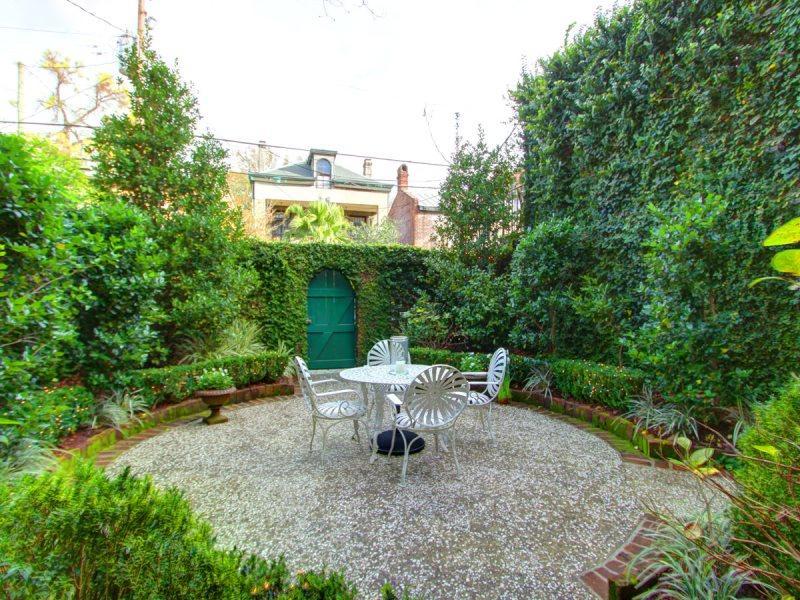 Jones Street Retreat- Cozy Garden Level Property! - Image 1 - Savannah - rentals