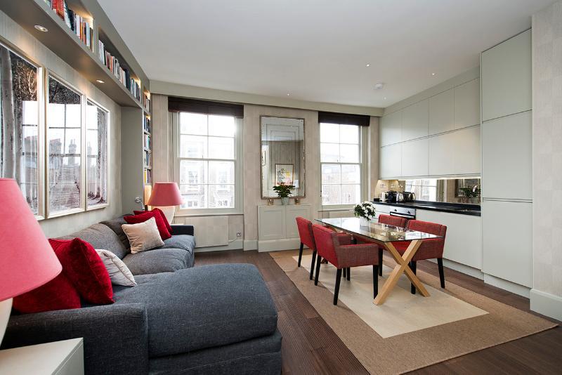 Elegant 1 Bedroom in Notting Hill - Image 1 - London - rentals