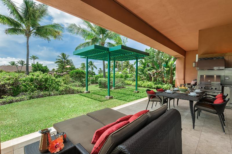 Honua Kai K102 - 3 Bed Ocean Front Ground Floor - Image 1 - Lahaina - rentals