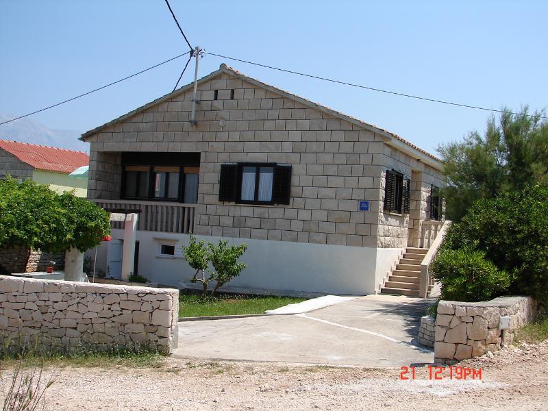 house - 2228 A1(3+1) - Povlja - Povlja - rentals