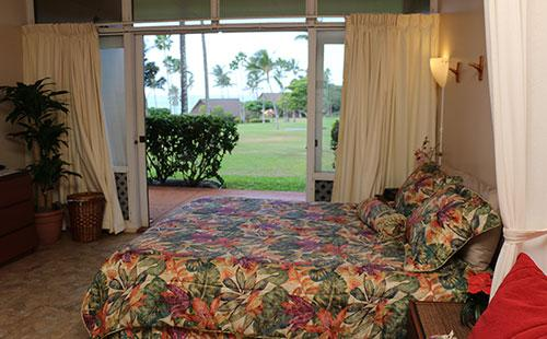 Living area view 3 - Kepuhi Beach 1153 - Maunaloa - rentals