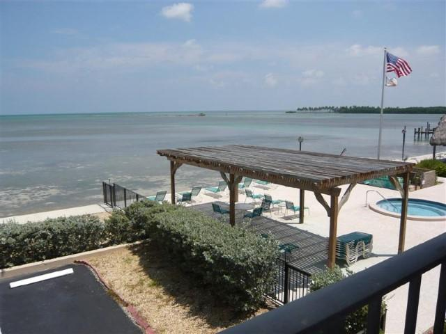Balcony View - THE PALMS 214 - Islamorada - rentals
