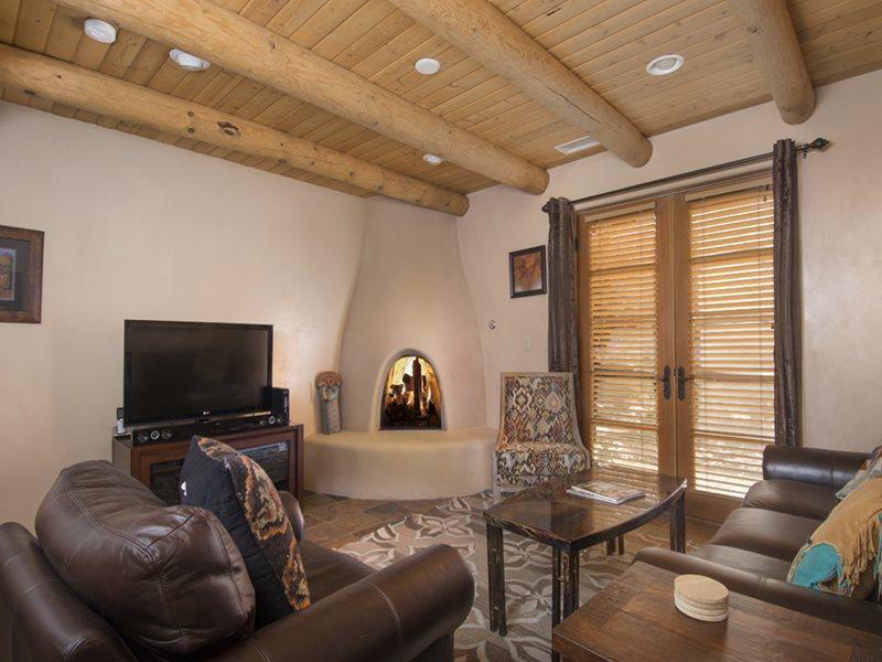 Living Room - Cherished Memory * El Corazon - Santa Fe - rentals