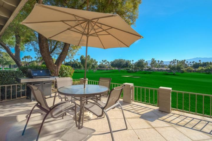 What more could you ask for..... - Extreme 180 Degree Double Fairway Southern Views of Santa Rosa Mountains -- The Lakes Country Club - Palm Desert - rentals