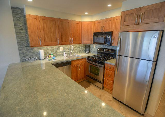 Sixth Floor Ocean View Condo with Newly Remodeled Kitchen - Image 1 - Kihei - rentals