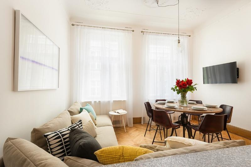 Three-Bedroom Symphony Apartment - Image 1 - Prague - rentals