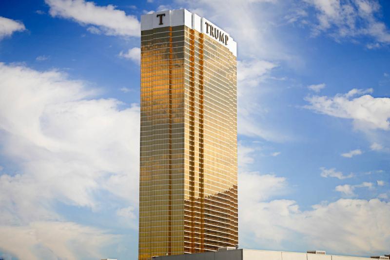 TRUMP 1bedroom 2bath 59th Floor AMAZING Strip View - Image 1 - Las Vegas - rentals