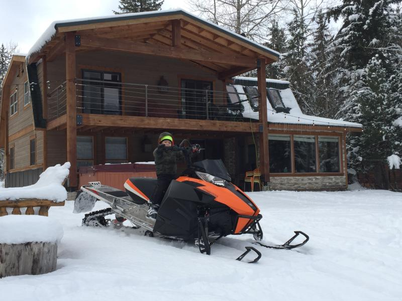 Lake House below Whitefish Mountain Resort - Image 1 - Whitefish - rentals