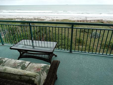 BEST OCEANFRONT CONDO ON COCOA BEACH! - Image 1 - Cocoa Beach - rentals