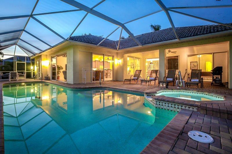 Villa Blue Lagoon - Image 1 - Cape Coral - rentals