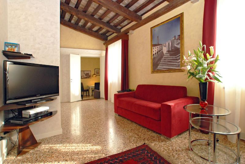 the characterful open space of the Barbarigo - Barbarigo - Venice - rentals