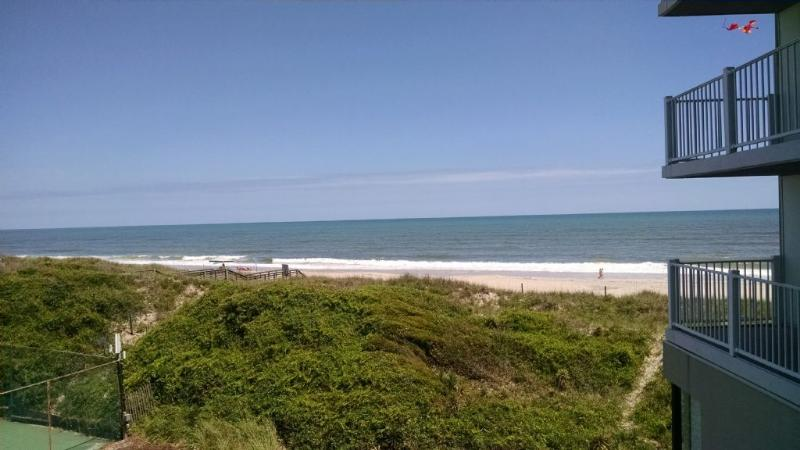 View From Private Balcony - ST. REGIS 3109 - North Topsail Beach - rentals