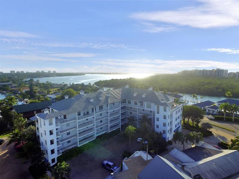 Aerial - Old Marco Inn - Marco Island - rentals