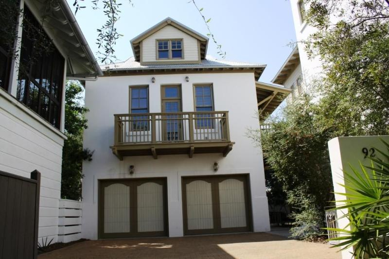 Nageotte Carriage House in Rosemary Beach - Nageotte Carriage House - Rosemary Beach - rentals