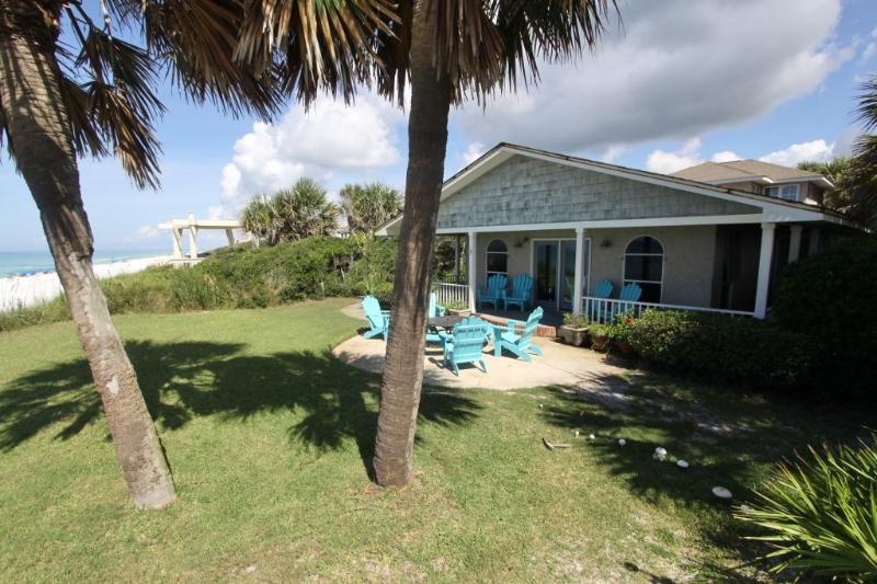Sea Turtle Cottage - Gulf Front in Seagrove - Sea Turtle Cottage - Seagrove Beach - rentals