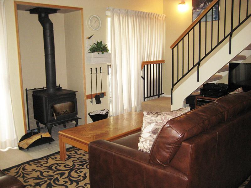 Living Room - La Residence - LR05L - Mammoth Lakes - rentals