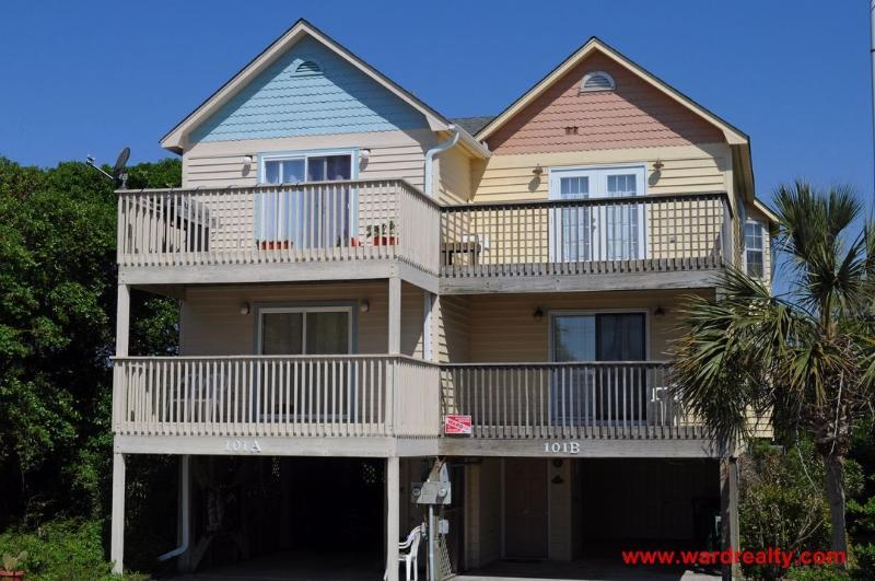 S'noran Away Exterior - S'noran Away - Surf City - rentals