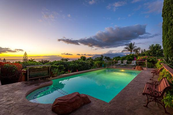 Seaside Tropics Villa - Good for 8 guests! Has a private pool! Very Relaxing! - Image 1 - Kihei - rentals