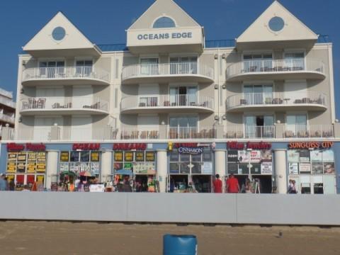 OCEANS EDGE - 501 - Image 1 - Ocean City - rentals
