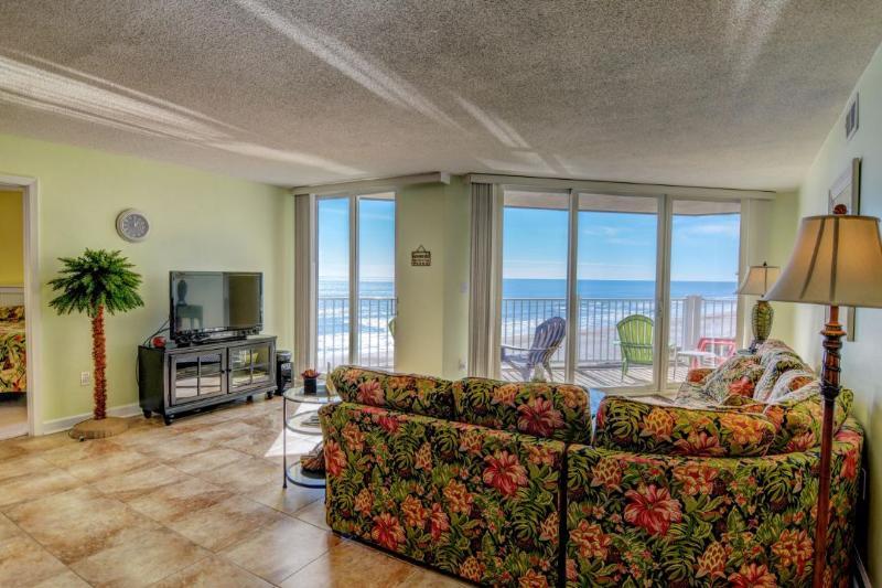Living Area - St. Regis 2606 -2BRD_6 - North Topsail Beach - rentals