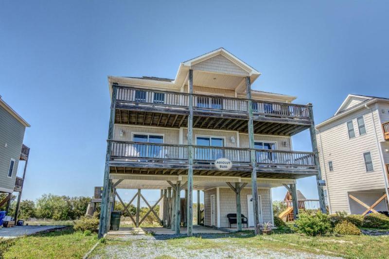 3801 Island Drive - Island Drive 3801 Oceanview!   Internet - North Topsail Beach - rentals