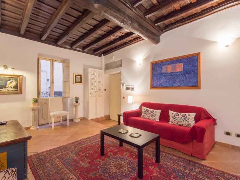 Trevi Fountain Apartment - Image 1 - Rome - rentals