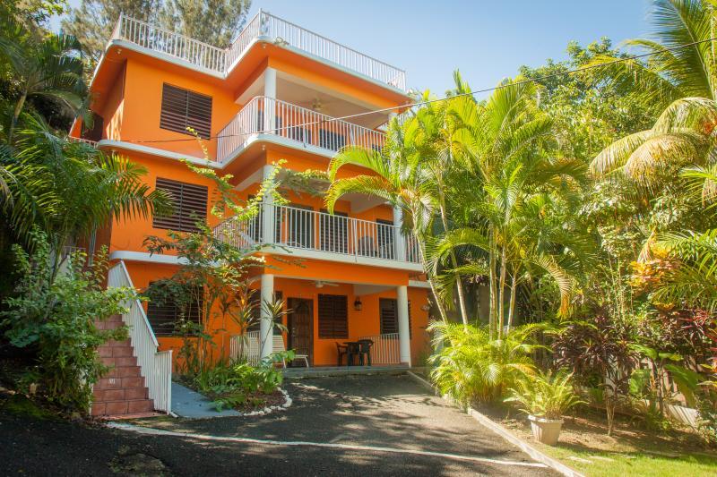 Casa Bianca - At Sandy Beach, Rincon - Image 1 - Rincon - rentals