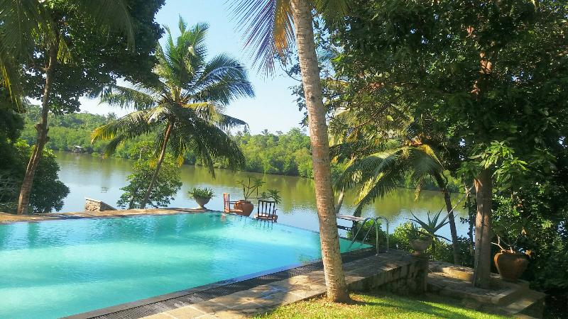 From pool to river - Amazing Private Boutique Villa - Ambalangoda - rentals