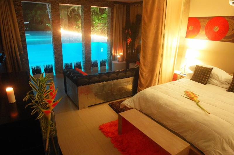 The Underwater Pool Suite - VILLA SOFIA,  LAS TERRENAS - Underwater Pool Suite - Las Terrenas - rentals