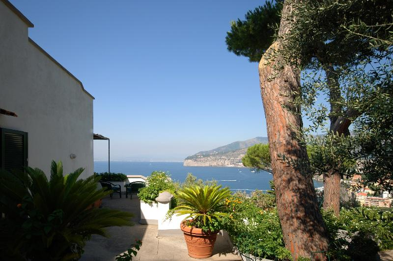 Self-Catering Villa near Sorrento - Villa Sebastiano - 9 - Image 1 - Sorrento - rentals