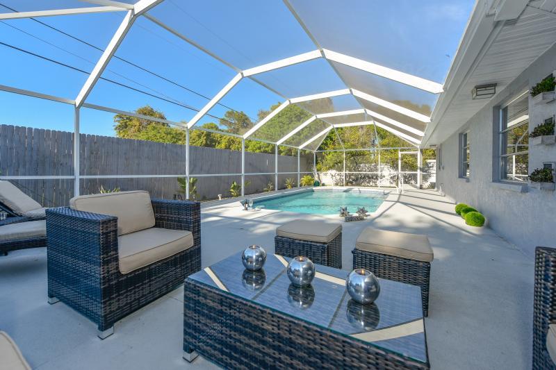 Private Beach - Pool Villa II With Private Beach! - Venice - rentals