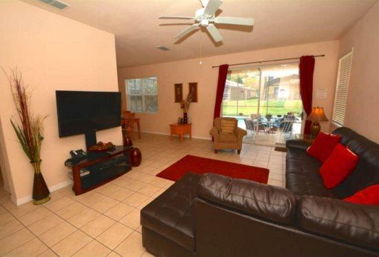 Sandy Ridge 4 Bedroom Pool Home with Games Room. 143HC - Image 1 - Kissimmee - rentals