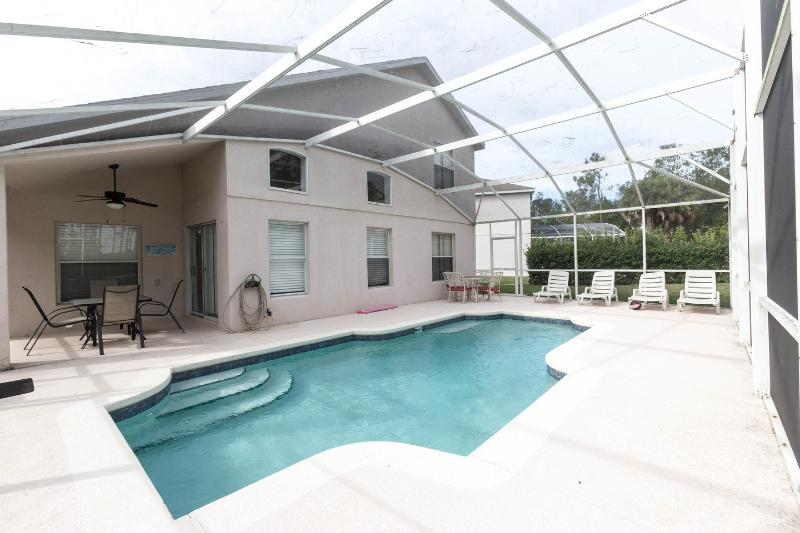 The Pool - Professionally Decorated 4 Bedroom Spacious Home - Davenport - rentals