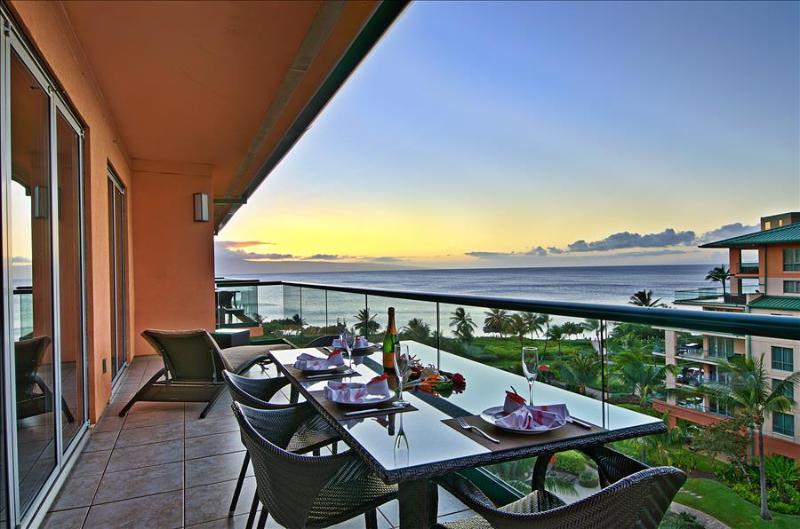 Maui Westside Properties: Konea 705 - Incredible Sunset Views Year Round!! - Image 1 - Ka'anapali - rentals