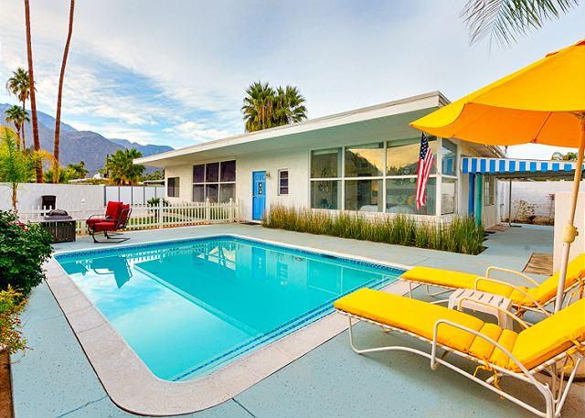 Enjoy all that makes Palm Springs special. - 10% OFF OPEN JAN DATES- Delightful Accommodations, Private Pool - Palm Springs - rentals