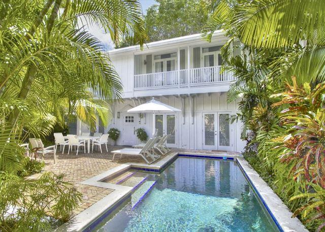 Cloud 9 - Private Pool, 1-Half Block From Duval, 5-Star Luxury - Parking - Image 1 - Key West - rentals