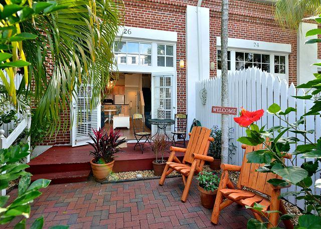 Fairwinds at the Foundry: Historic Old Town, Parking & Pool - Truman Annex - Image 1 - Key West - rentals