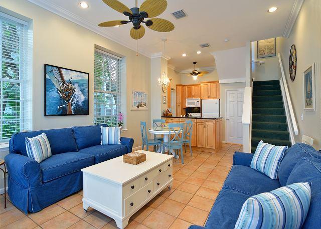 Fairwinds: Truman Annex, Parking & Pool, Walk to Shopping Restaurants Beach - Image 1 - Key West - rentals