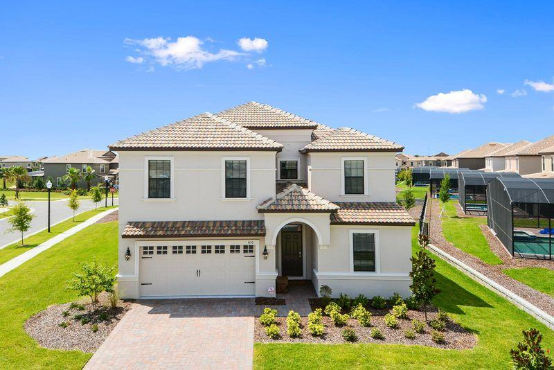 9150WD - The Retreat at ChampionsGate - Image 1 - Davenport - rentals