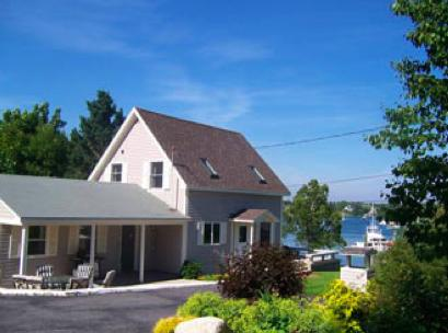 Homeport Property on the shore of Bass Harbor - A Waterfront Rental: Homeport - Bass Harbor - rentals